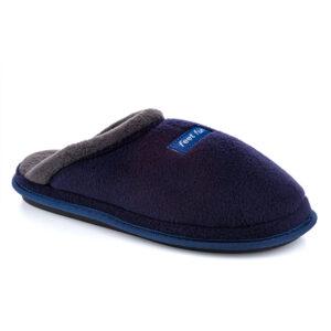 נעלי בית גברים דגם ברק פליז