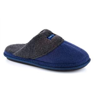 נעלי בית גברים דגם מני פליז